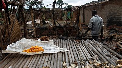 Ivory Coast: Illegal cocoa farmers homeless after being booted out of the Mont Peko forest