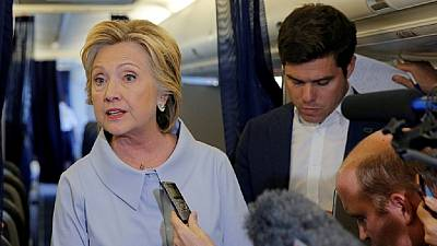 Hillary Clinton met en cause une ingérence russe dans l'élection américaine