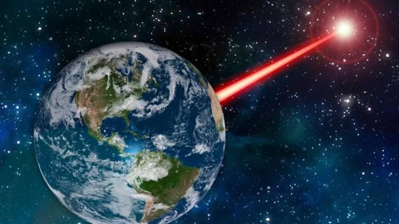 An MIT study proposes that laser technology from emitted from Earth could,