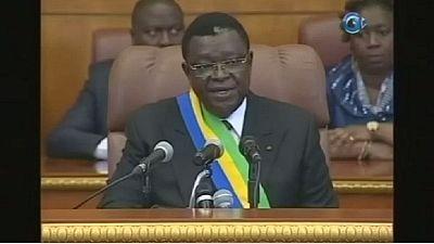 Gabon : le président de l'Assemblée nationale en colère contre les manifestants