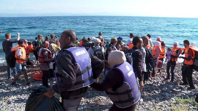 Griechische Flüchtlingshelfer teilen sich Nansen-Preis 2016