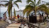 Ouragan Newton : deux morts et trois disparus au Mexique