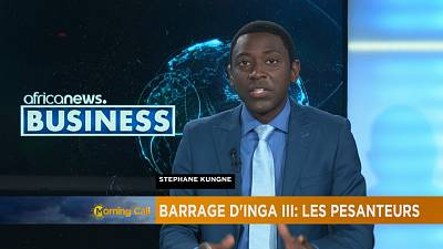 The challenges of completing the Inga 3 Hydropower project [Business on The Morning Call]