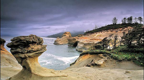 En Oregon, une curiosité géologique détruite par des vandales