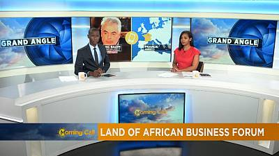 Le Land of African Business forum [Grand Angle]