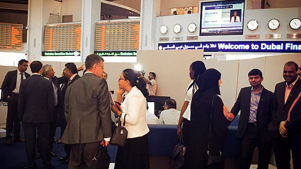 Dubai removes doors separating civil servants' offices