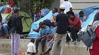 Deux centres d'accueil pour les réfugiés vont ouvrir à Paris