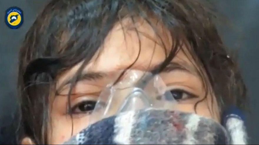 Дамаск отрицает обвинения оппозиции в применении хлорина в Алеппо