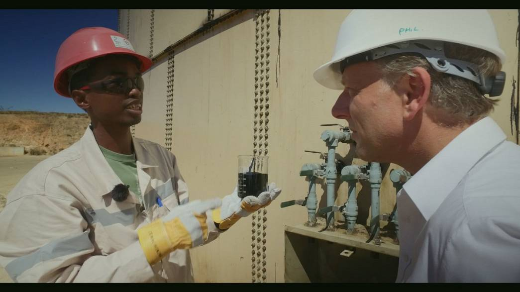 Мадагаскар обзаводится партнерами по нефтедобыче
