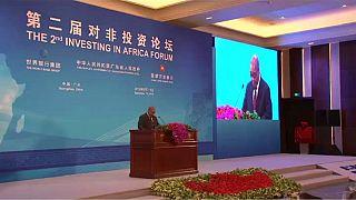 Ouverture du deuxième forum sur les investissements chinois en Afrique