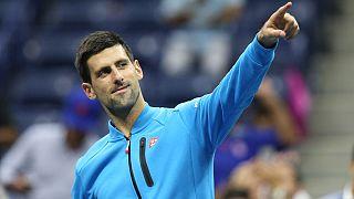 Djokovic, un hombre afortunado en Nueva York