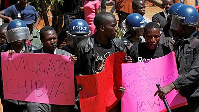Zimbabwe court rules that police ban on Harare protests is unconstitutional