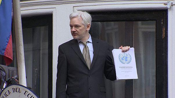 Julian Assange criticises timing of Swedish news conference