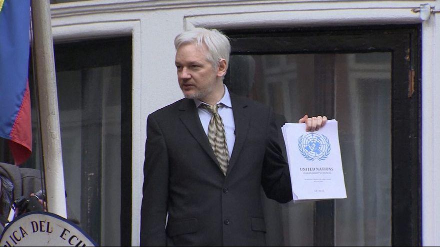 Sin fecha ni detalles sobre el interrogatorio a Julian Assange