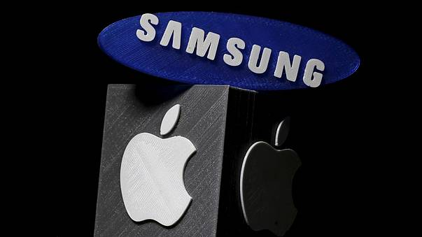 Battle of the phones: Samsung vs Apple