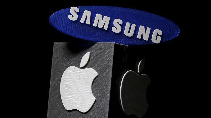 Samsung - Apple rekabetinde yeni perde