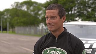 Never say never: survival star Bear Grylls talks fear, masculinity and 007