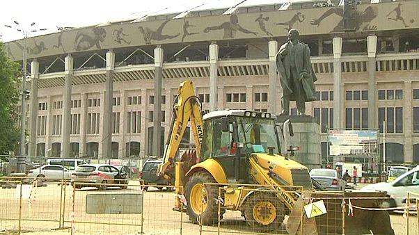 FIFA happy with Luzhniki refurbishment ahead of 2018 World Cup