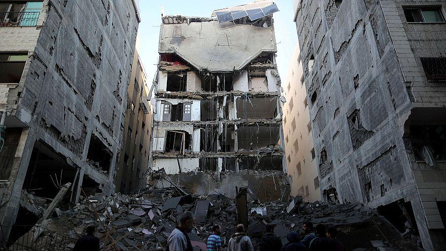 Image: Gaza City