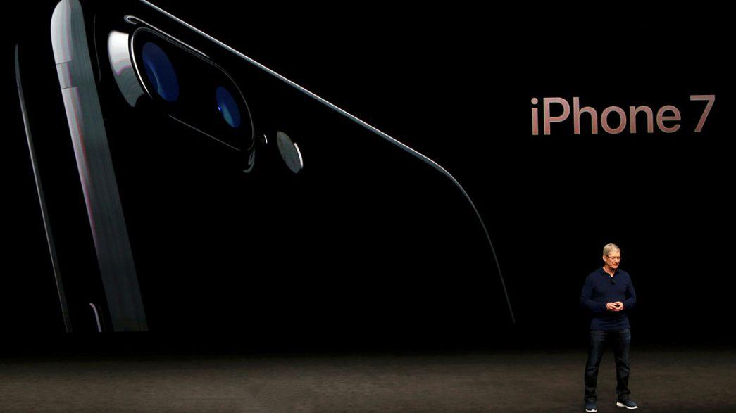 Знакомьтесь: iPhone 7 и iPhone 7 Plus