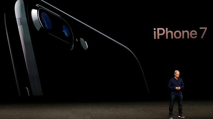 Voila, itt a vízálló iPhone!