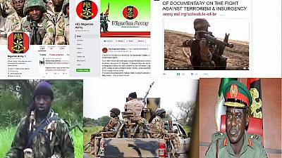Nigerian Army vs. Boko Haram: A war on ground, on air and online