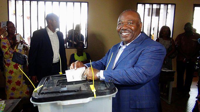 رئيس الغابون يرفض الدعوات لاعادة فرز الاصوات في الانتخابات الرئاسية
