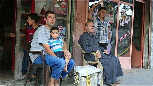 عودة 292 سوريا إلى جرابلس بعد اسبوعين من الهجوم التركي