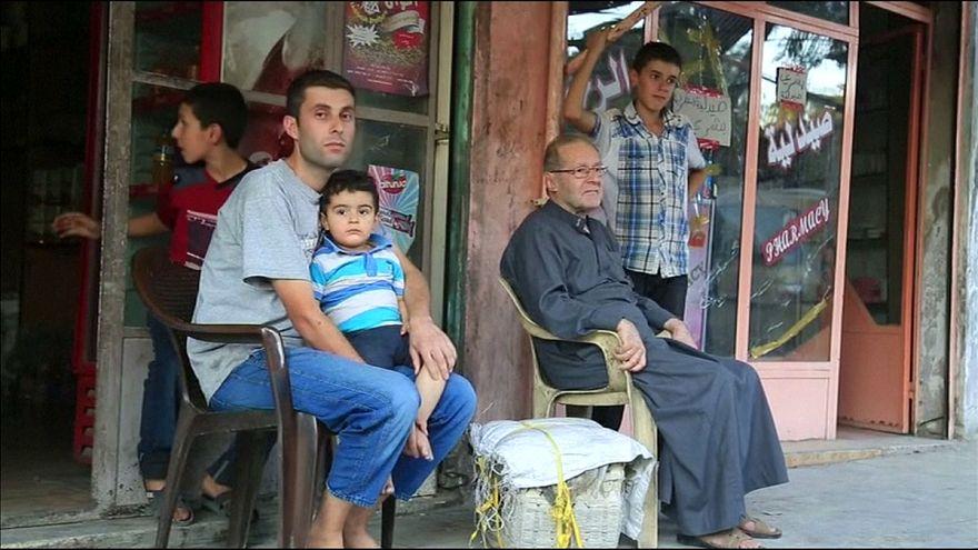 Syrie : les habitants de Jarablous commencent à rentrer chez eux