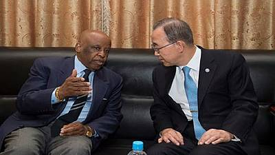 South Sudanese peace process retrogressed - Festus Mogae