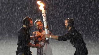 Rio : c'est parti pour les Jeux paralympiques