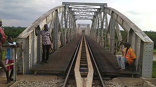 Un pont s'effondre à Dimbokro en Côte d'Ivoire
