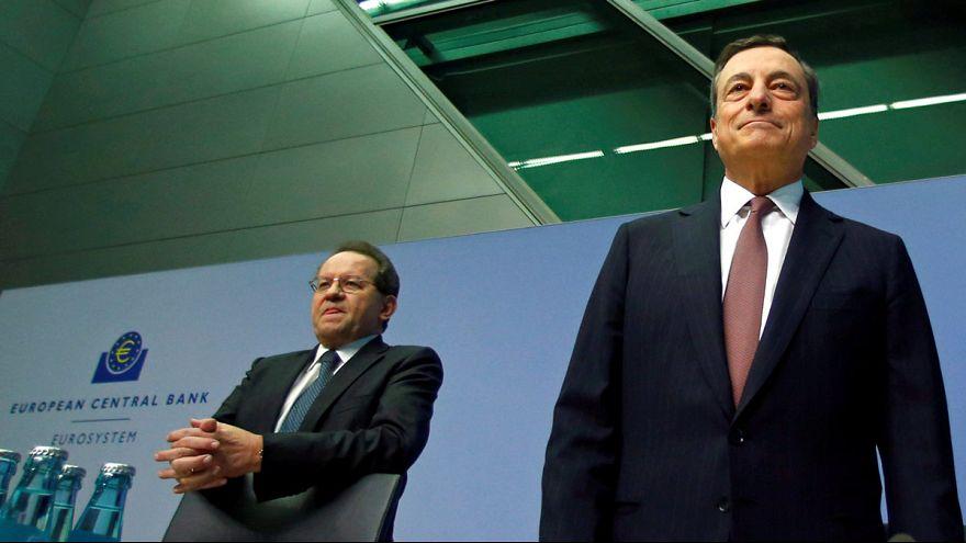 ΕΚΤ: Σταθερά επιτόκια, συνεχίζονται οι ενέσεις ρευστότητας