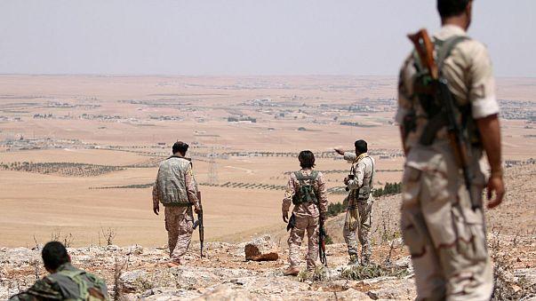 Suriye iç savaşında gözler Halep bölgesine çevrildi
