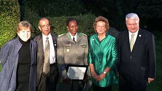 Nigerien army woman wins maiden UN Military Gender Advocate Award