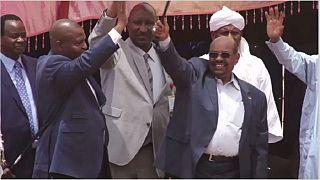 Omar el-Béchir annonce un retour de la paix au Darfour
