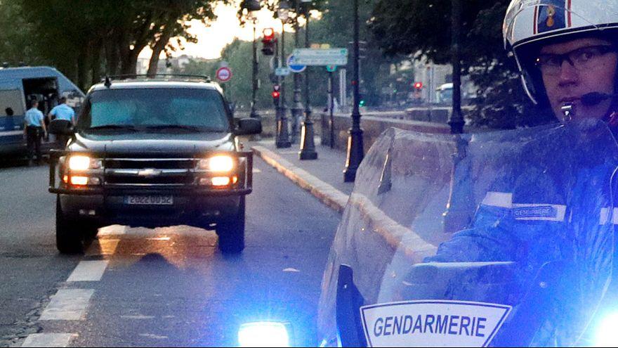 Justiça francesa: Abdeslam mantém o silêncio