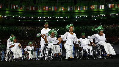 [Photos] Revivez le défilé des athlètes africains aux Jeux paralympiques de Rio 2016
