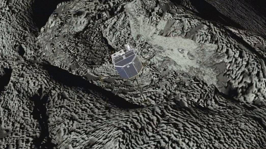Philae: a space odyssey with a happy end