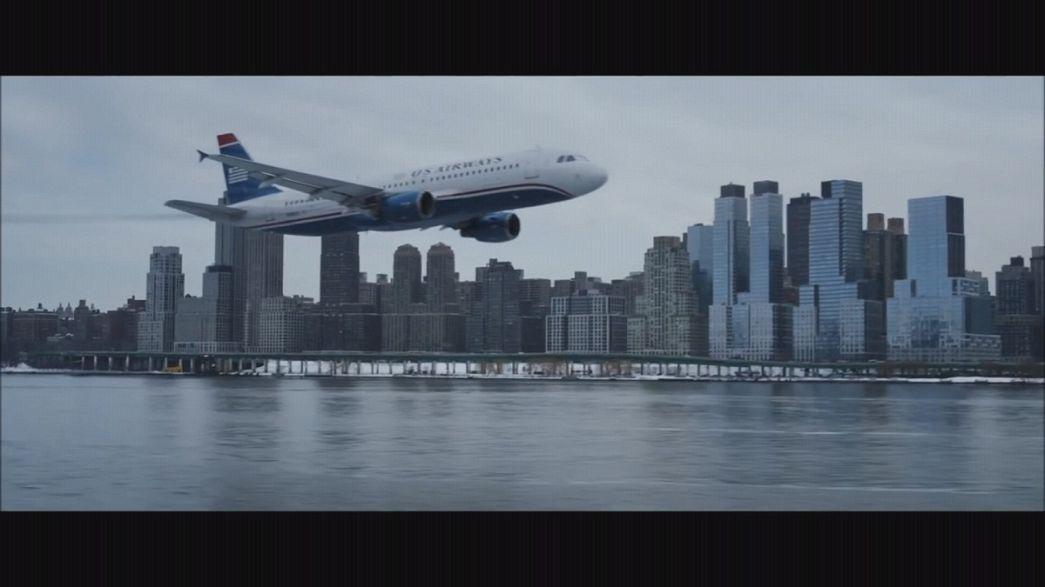 "Tom Hanks is ""Miracle on the Hudson"" hero"