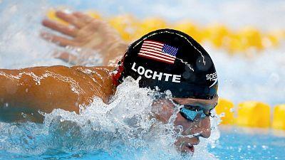 Le nageur Ryan Lochte suspendu dix mois — JO de Rio
