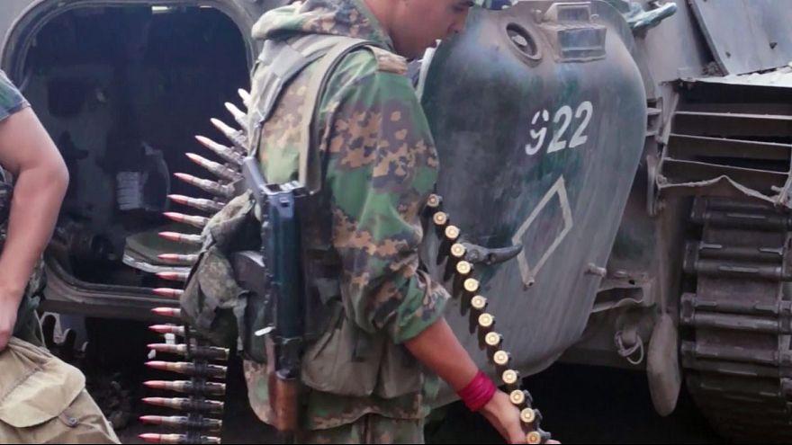 شتاينماير: الوضع في شرق اوكرانيا ما زال هشاً