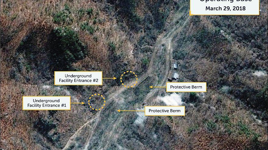 Image: Sakkanmol North Korea