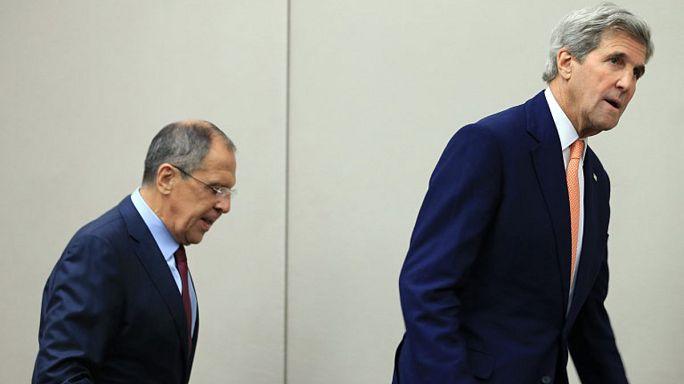 US-Russia talks on Syria stall