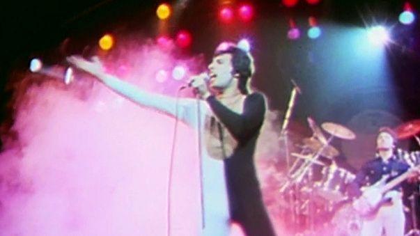 Queen singer Freddie Mercury honoured on 70th birthday