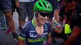 Vuelta - Magnus Cort siegt knapp vor Nikias Arndt