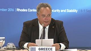 Primeira Conferência de Rhodes centrada na crise migratória