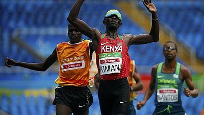 Jeux paralympiques Rio 2016 : le Kenya décroche la première médaille d'or
