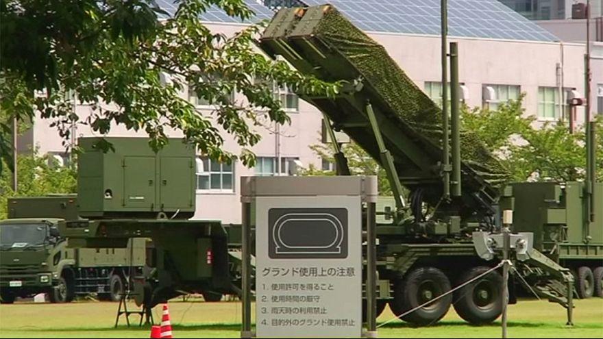 Япония потребует от ООН новых санкций против КНДР