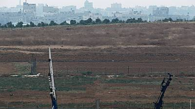 Israel builds underground wall